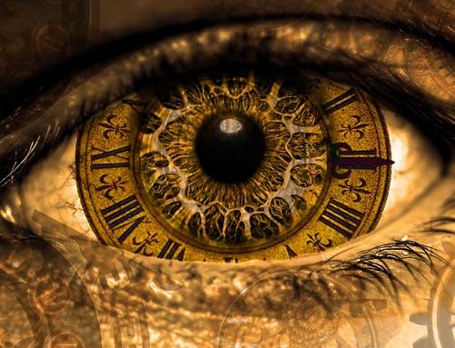 """""""Φύση του χρόνου και άνθρωπος"""""""